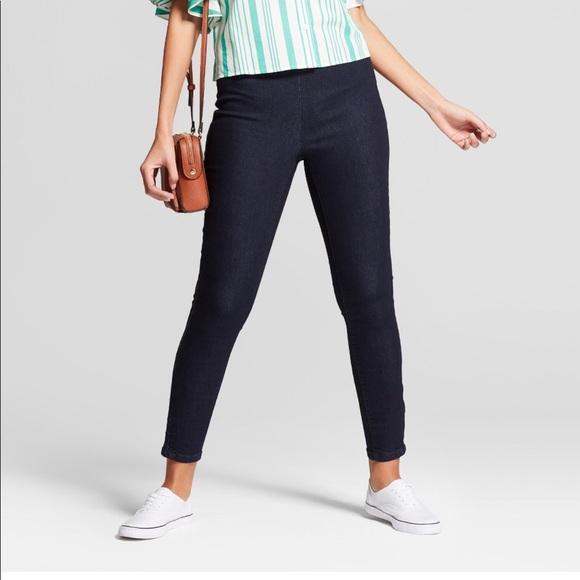 d159051746b02 a new day Jeans | Womens Skinny Denim Ankle Pants Dark Denim | Poshmark